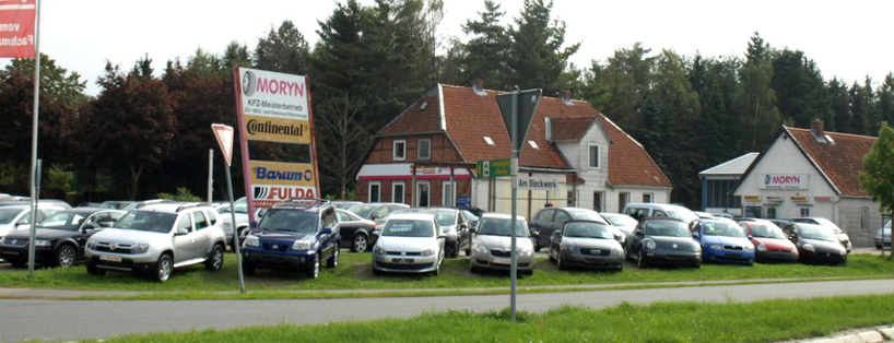 Autohaus Gerald Moryn in Bleckede